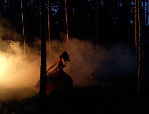 Eldartister från Illumina är med i musikvideon till Anastacia – Caught in the middle